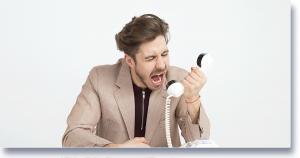 Как реагировать, если клиент в гневе